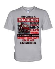 Machinist V-Neck T-Shirt tile