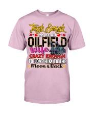 Oilfield Man's Wife Classic T-Shirt tile