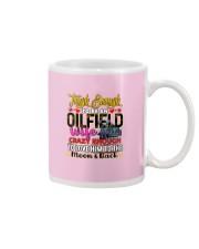 Oilfield Man's Wife Mug tile