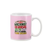 Machinist's  Wife Mug tile
