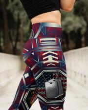 VETERAN'S WIFE High Waist Leggings aos-high-waist-leggings-lifestyle-11