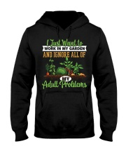 GARDENING Hooded Sweatshirt tile