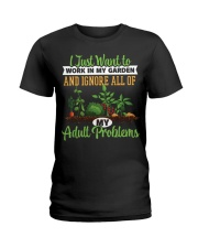 GARDENING Ladies T-Shirt tile