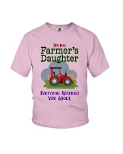 Farmer's Daughter Youth T-Shirt front