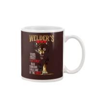 WELDER'S WIFE - I'M THE WOLF   Mug thumbnail