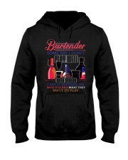 Bartender Hooded Sweatshirt thumbnail
