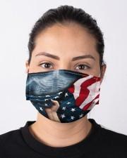 Radiology Technician Cloth face mask aos-face-mask-lifestyle-01
