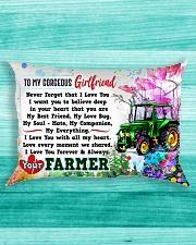 GIFT FOR FARMER'S GIRLFRIEND- PREMIUM Rectangular Pillowcase aos-pillow-rectangle-front-lifestyle-5
