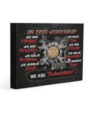 Technician - Premium 14x11 Gallery Wrapped Canvas Prints front