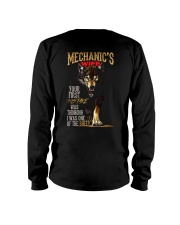 MECHANIC'S WIFE - I'M THE WOLF   Long Sleeve Tee thumbnail