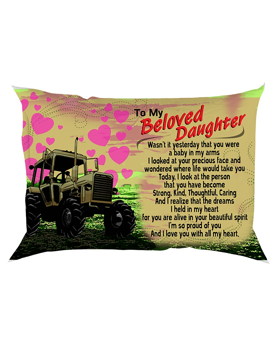 GIFT FOR A FARMER'S DAUGHTER - PREMIUM Rectangular Pillowcase