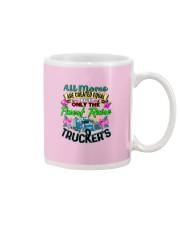 Trucker's Mom Mug tile