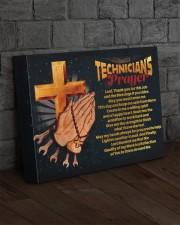 TECHNICIAN  - Premium 14x11 Gallery Wrapped Canvas Prints aos-canvas-pgw-14x11-lifestyle-front-11