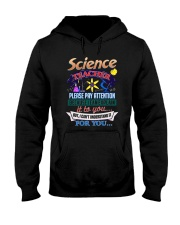 SCIENCE TEACHER PAY ATTENTION Hooded Sweatshirt thumbnail