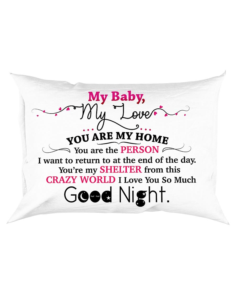 GIFT FOR YOUR GIRL - PREMIUM Rectangular Pillowcase