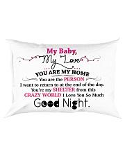 GIFT FOR YOUR GIRL - PREMIUM Rectangular Pillowcase front