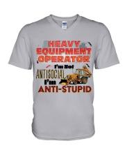 HEO  V-Neck T-Shirt tile