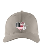Lineman's Girl Embroidered Hat front