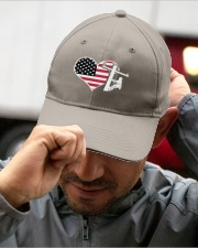 Lineman's Girl Embroidered Hat garment-embroidery-hat-lifestyle-01