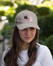 Lineman's Girl Embroidered Hat garment-embroidery-hat-lifestyle-07