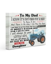 FARMER - Premium 14x11 Gallery Wrapped Canvas Prints front