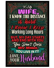 WIFE - PREMIUM 11x17 Poster front