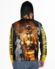 Firefighter Men's All Over Print Hoodie aos-complex-men-hoodie-lifestyle-back-02