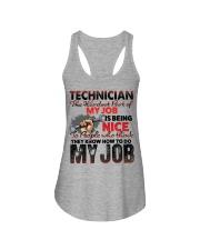 Technician Ladies Flowy Tank tile