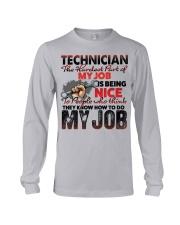 Technician Long Sleeve Tee tile