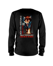 TECHNICIAN - I'M THE WOLF Long Sleeve Tee thumbnail