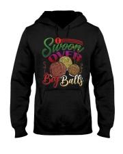 KNITTING - PAST BUYERS EXCLUSIVE Hooded Sweatshirt thumbnail
