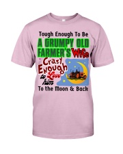 Grumpy Old Farmer's Wife Classic T-Shirt thumbnail
