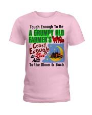 Grumpy Old Farmer's Wife Ladies T-Shirt thumbnail