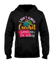 CROCHETING - PAST BUYERS EXCLUSIVE Hooded Sweatshirt thumbnail