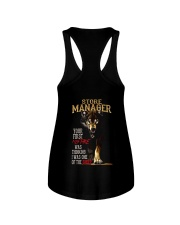STORE MANAGER Ladies Flowy Tank thumbnail