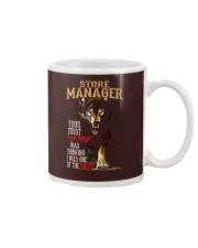 STORE MANAGER Mug thumbnail