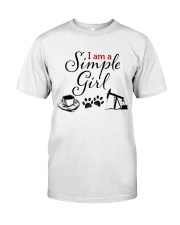 OILFIELD WIFE Classic T-Shirt front
