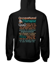 AN OCCUPATIONAL THERAPIST'S PRAYER Hooded Sweatshirt thumbnail