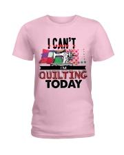 Quilting Ladies T-Shirt tile
