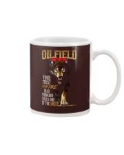 OILFIELD MAN'S  WIFE  - I'M THE WOLF   Mug thumbnail