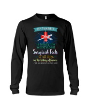 PROUD SURGICAL TECH'S MOM Long Sleeve Tee thumbnail