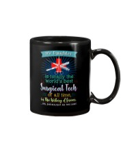 PROUD SURGICAL TECH'S MOM Mug thumbnail