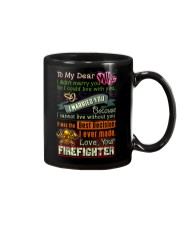 FIREFIGHTER'S WIFE Mug front