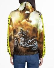 Biker Women's All Over Print Hoodie aos-complex-women-hoodie-lifestyle-back-01