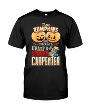 CARPENTER'S GIRL Classic T-Shirt front