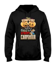 CARPENTER'S GIRL Hooded Sweatshirt thumbnail