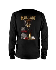 MAIL LADY - I'M THE WOLF   Long Sleeve Tee thumbnail