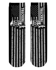 TRUCKER - SOCKS Crew Length Socks front