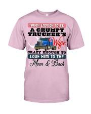 Trucker's Wife Classic T-Shirt thumbnail