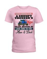 Trucker's Wife Ladies T-Shirt thumbnail